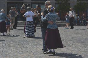 Passion pour la danse